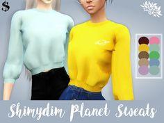 Shimydim Planet Sweats
