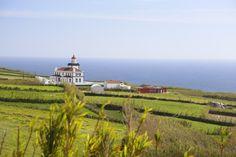 Farol da Ferraria (S. Miguel - Açores)