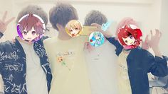 Vocaloid, Art Pictures, My Idol, Youtubers, Geek Stuff, Singer, Fan Art, Manga, Beautiful