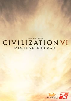 Sid Meier's Civilization VI Digital Deluxe Edition [PC Code - Steam] Pc Code, Civilization Vi, Turn Based Strategy, Mac Games, Best Pc Games, Game Codes, Disaster Preparedness, Strategy Games, Europe