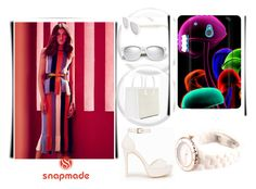 """Snapmade #10/2"" by s-o-polyvore ❤ liked on Polyvore featuring Yves Saint Laurent and Nly Shoes"