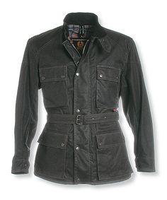 Belstaff - Jacket for life. Better for Autumn / Spring.