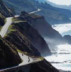 5 USA Road Trips To Take Before You Die. Click the image and live life to the full... #BigSur #California