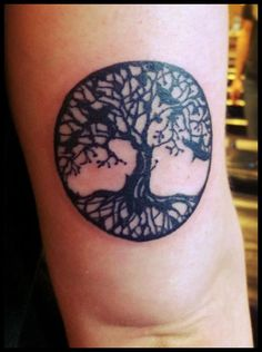 Tree of Life by Brucius at Black & Blue Tattoo San Francisco - Imgur