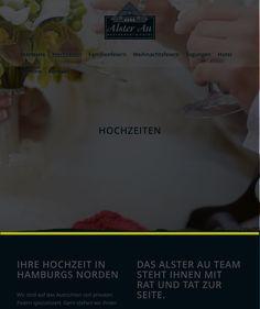 Ihre Hochzeit im romantischen Alstertal im Norden von Hamburg › Alster Au http://www.alsterau.de/hochzeiten/
