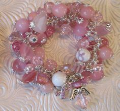 In honor of Breast Cancer Awareness month, Pam K. sent us this beautiful pink…