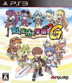 Ken to Mahou to Gakuen Mono 2G Japan Import *** Visit the image link more details. Note:It is Affiliate Link to Amazon.