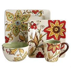 In the process of acquiring these from Pier One Imports...they look great with my new paint in the dining room!