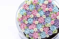 Spring Flowers by Shannon on Etsy