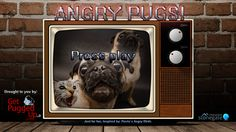 Play ANGRY PUGS, the