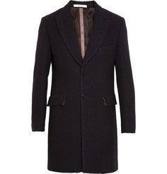Paul Smith Wool-Blend Bouclé Coat | MR PORTER