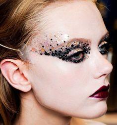 Dior makeup - High Fashion