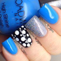 Instagram photo by whoa_its_jessica #nail #nails #nailart