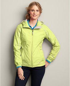 RainPROOF jacket for biking: WeatherEdge® Storm Watch Jacket | Eddie Bauer