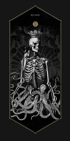 The Anatomy of Sin by Mimetica, via Behance
