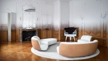 Fading History: Ramy Fischler Transforms An Art Deco Apartment Into A Contemporary Pied-à-terre