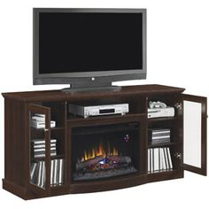 ChimneyFree Media Electric Fireplace
