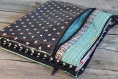 Meine Farbenmix Adventskalender Tasche 2015. :) Die 5-Fach-Tasche :D