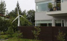 Přenosná větrná elektrárna řady Trinity. Zdroj: janulus.com