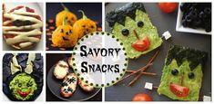 17 Spook-tacular, Healthy Halloween Treats, Snacks and Beverages