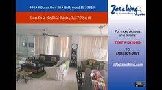 http://ift.tt/2d5Q7Ai Text A10128466  to (786) 801-2691 Beautiful 2 Beds 2 Baths unit with amazing panoramic view of the intracoastal. Tile floors throughout. Condo is in Great Condition ready to move in with top of the line cabinatry. Laundry room on every floor  valet parking  pet friendly  lobby has been recently renovated  reading room  heated pool  jacuzzi  bbq areas  gym with great exercise equipment. Amazing views..... Private beach just to name a few of the amenities.