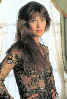 Sophie Marceau. Also FTW. Classy all the way!