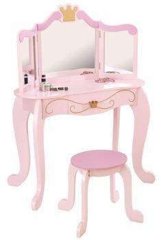 KidKraft Принцесса - туалетный столик