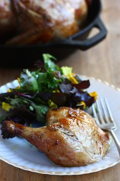How to Roast a Chicken…like an adult.