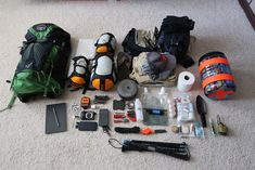 After two years, I've finally decided on what I believe is my final gear list for what I'll be taking with me on the Appalachian Trail this year. I've bought a lot of gear in thos…