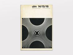 Display | Journal of the Ulm School for Design 14/15/16 | Collection
