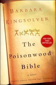 The Poisonwood Bible by Barbara Kingsolver.    My favorite book from her. :)