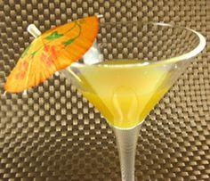 Golden Dawn drink recipe - Gin, Apricot Brandy, Calvados, Orange Juice