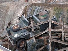 Land Rover series great background