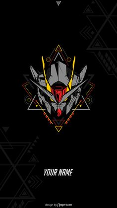 Claim Your Free Personalized Gundam HD Wallpaper 3d Wallpaper Black, Diamond Wallpaper, New Wallpaper, Mobile Wallpaper, Gundam Exia, Gundam Art, Sao Underworld, Gundam Tutorial, Robot Logo