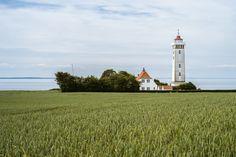 Helnæs Fyr, Ostsee Dänemark San Francisco Ferry, Lighthouse, Houses, Building, Travel, Long Exposure, Baltic Sea, Bell Rock Lighthouse, Homes