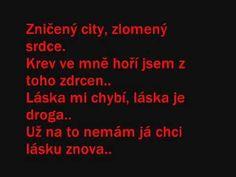 Elmo-Krev ve mně hoří (text)