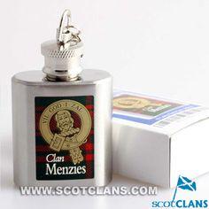 Menzies Clan Crest N