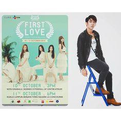 Regrann from @erul_samah -  Hi guys11th October 2015  I will be Performing My latest upcoming Hits Single: Lebih Dari Kata & Foreign Song by 5.30pm in Berjaya Times Square for #CLC #FIRSTLOVE #Promo #erulsamah #UniversalMusicMalaysia #2015 So See ya .. #Regrann
