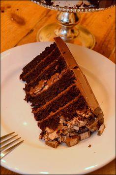 Chocolate Cake Recipes **** *Rook No. 17: recipes, crafts