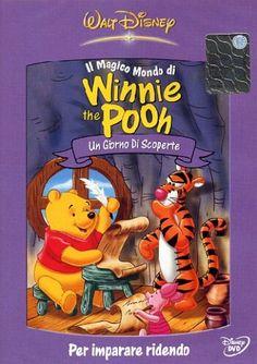 Winnie the Pooh - Magico mondo - Un giorno di scoperte