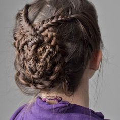 cool braids | Tumblr