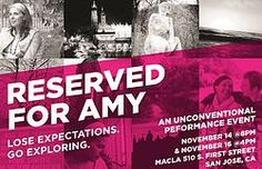 Reserved for Amy: The Makings of a Mad Project. A blog post with a bit of background on how the project got started