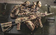 カラシニコフ社の新型軽機関銃「RPK-16」 - ミリブロNews