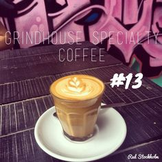 Grindhouse Specialty Coffee. Brisbane. 365 coffees. 365 cafes. 365 days.