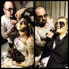 Halloween : make Up : LEONARDO MONTAÑO