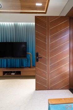 House Main Door Design, Wooden Main Door Design, Door Design Interior, Lobby Interior, Wrought Iron Security Doors, Tv Cabinet Design, Kerala House Design, Furniture Inspiration, Design Firms
