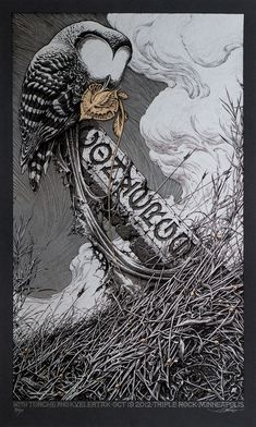 Aaron Horkey Illustrations