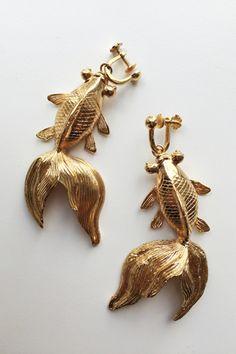 Koi Earrings