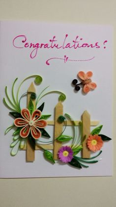 Step By Step Guide On How To Make Paper Quilling Flowers – Quilling Techniques Quilling Birthday Cards, Paper Quilling Cards, Paper Quilling Flowers, Paper Quilling Patterns, Origami And Quilling, Quilled Paper Art, Quilling Paper Craft, Quilling Flower Designs, Quilling Flowers Tutorial