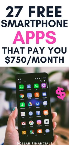 Check out this list of the best money making apps to earn extra cash fast. These Android and iPhone apps are some of the best for making real money online. Best Money Making Apps, Make Real Money Online, Earn Money From Home, Earn Money Online, Money Saving Tips, Money Tips, Money Budget, Managing Money, Making Money From Home